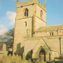 Alstonefield Church, Staffordshire