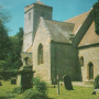 Birtsmorton Church, Worcestershire