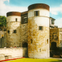 the Byward Tower at the Tower of London