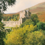 Castle Campbell, Clackmannanshire (picture taken by Charles Henderson)