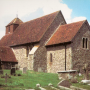 Friston Church, East Sussex