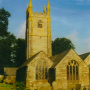St Cleer Church, Cornwall
