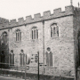 St Marys Church, Haverfordwest, Pembrokeshire