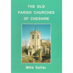front cover Cheshire churches