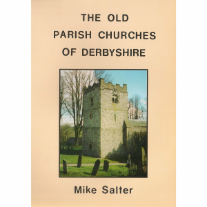 front cover Derbyshire churches