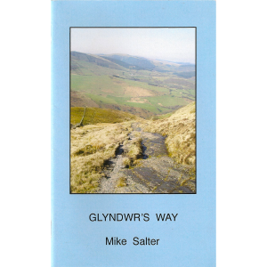 front cover Glyndwr's Way