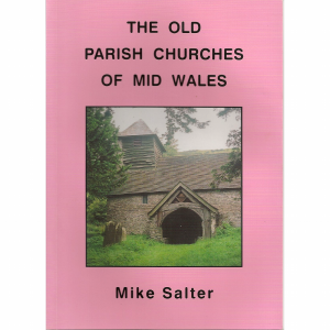 front cover Mid Wales churches