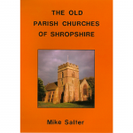 front cover Shropshire churches
