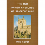 front cover Staffordshire churches