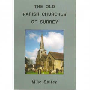 front cover Surrey churches