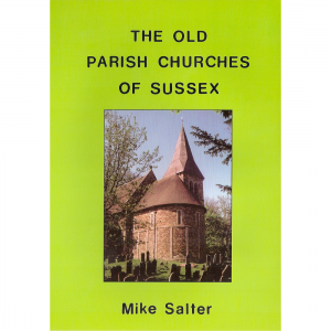 front cover Sussex churches