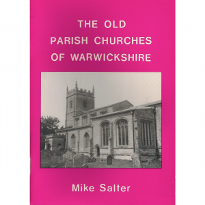 front cover Warwickshire churches
