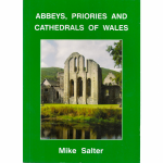 front cover Welsh Abbeys
