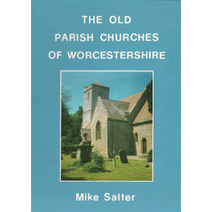 front cover Worcestershire churches