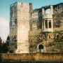 west front of Newark Castle, Nottinghamshire