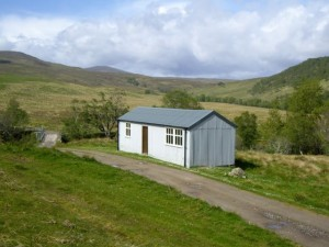 Schoolhouse Bothy, Duag Bridge